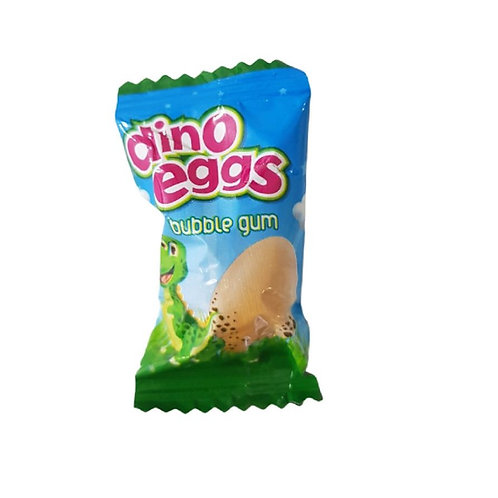Dino Eggs Bubble Gum - 10 pieces