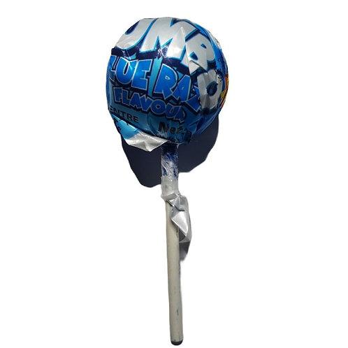 Blue Raspberry Jumbo Jawbreaker Pop
