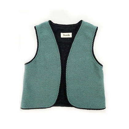 Bomb waistcoat - number 86 SIZE S/M
