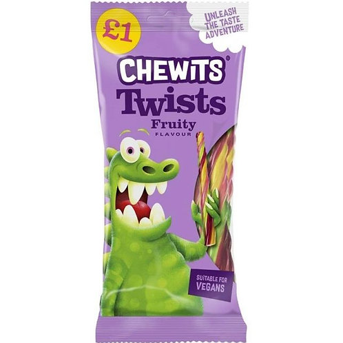 Chewits Fruity Twists £1