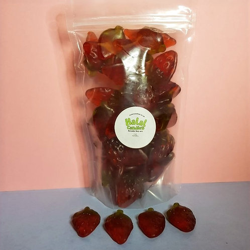 Jelly Strawberry Pouch