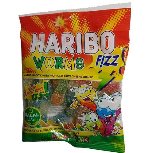 Haribo Worms Fizz