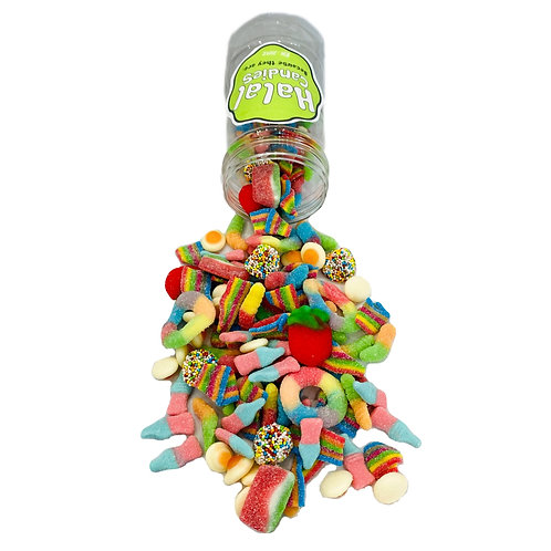 Pick N Mix Sweet Jar
