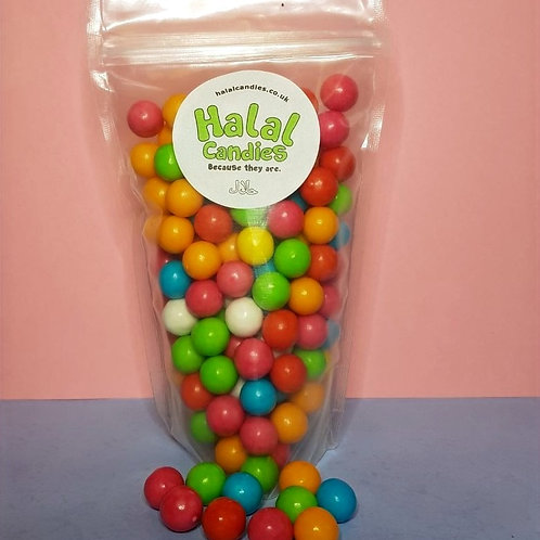 Small Bubble Gum Balls