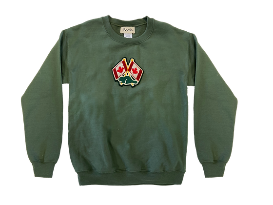 The Canada sweater - size S