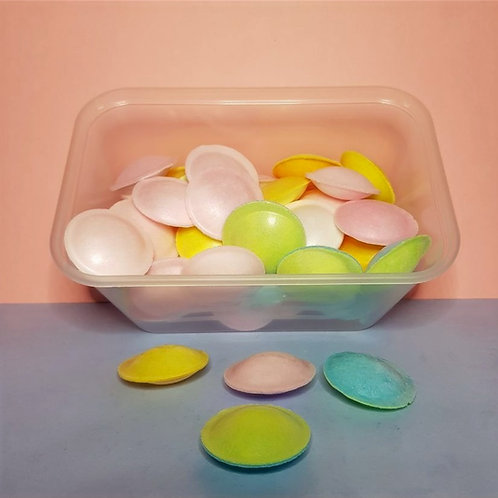 Flying Saucers Tub