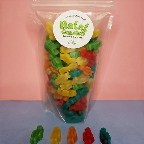 Jelly Babies Pouch