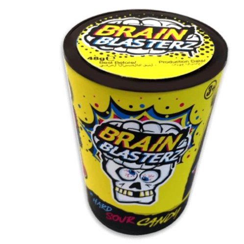 Brain Blasterz Sour Candy