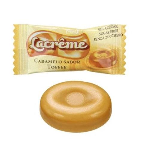 Sugar Free Toffee Lacreme - [20 pieces]