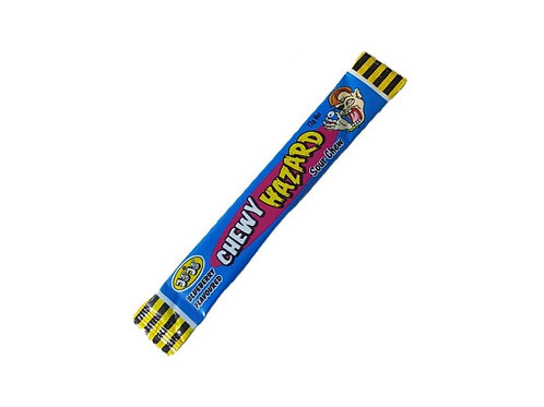 Chewy Hazard - Blueberry Flavour