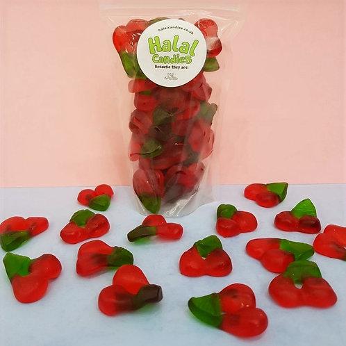 Jelly Twin Cherries