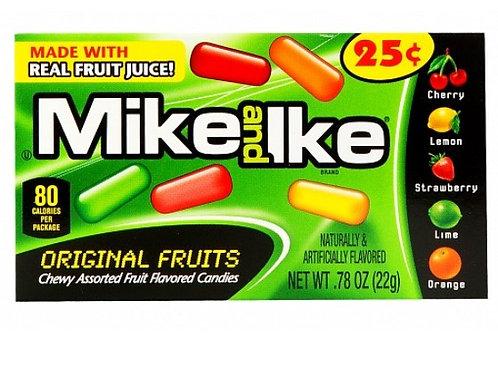 Mike and Ike Original Fruits Mini