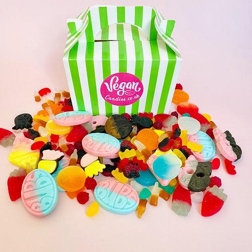 Gummy Candy Treat Box