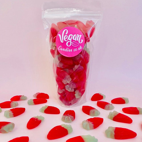 Jelly Strawberries Pouch