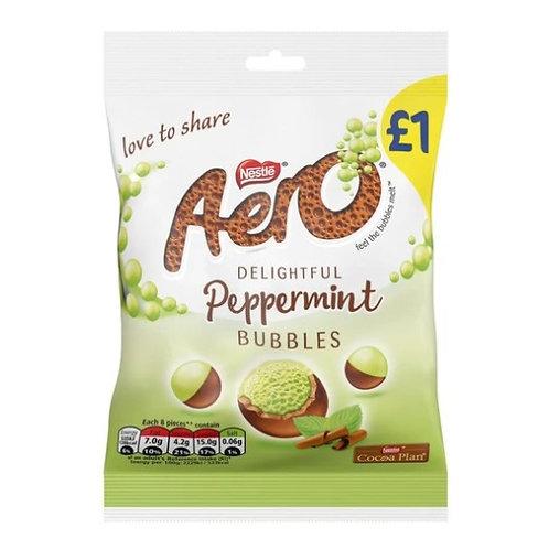 Aero Bubbles Peppermint Chocolate Bag £1