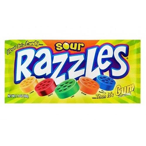 Razzles Sour - [39g]