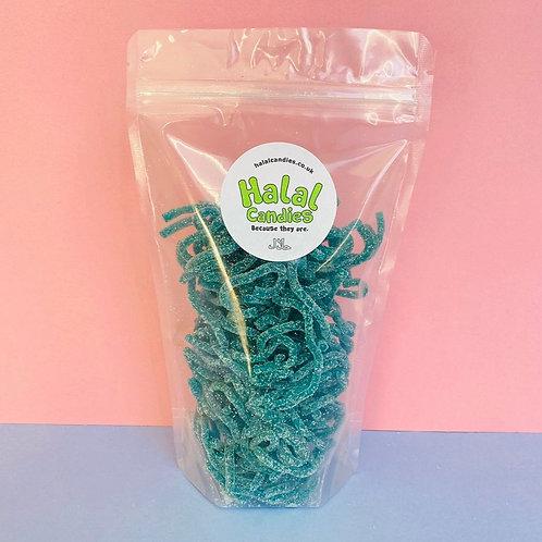 Blue Raspberry Fizzy Spaghetti