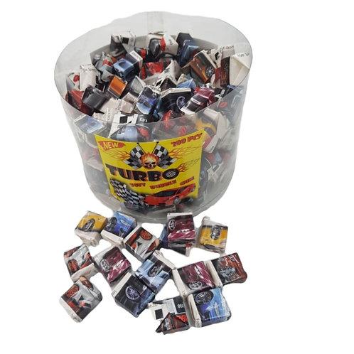 Turbo Bubble Gum - [3 pieces]
