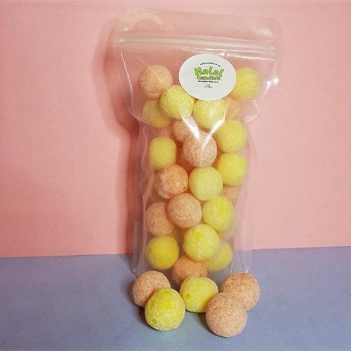 Orange and Lemon Fizz Balls Pouch
