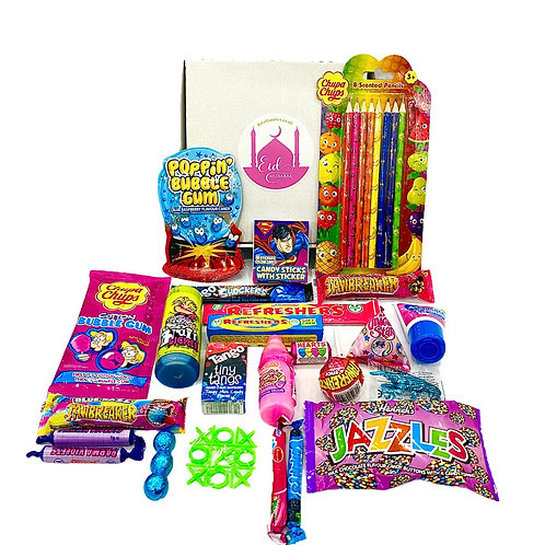 Sweet and Toy Hamper