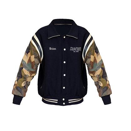 BOMB X Brian jacket