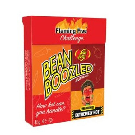 Jelly Belly Beanboozled Flaming Five Box 45g