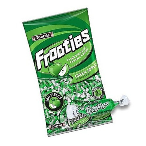 Tootsie Frooties Green Apple