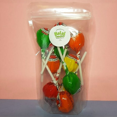 Aytop Classic Fruit Lollies Pouch