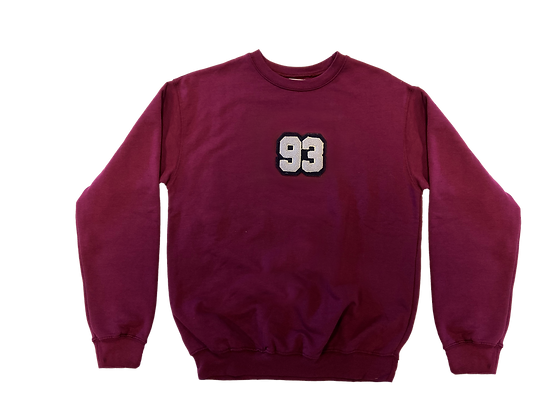 The 93 sweater - size S