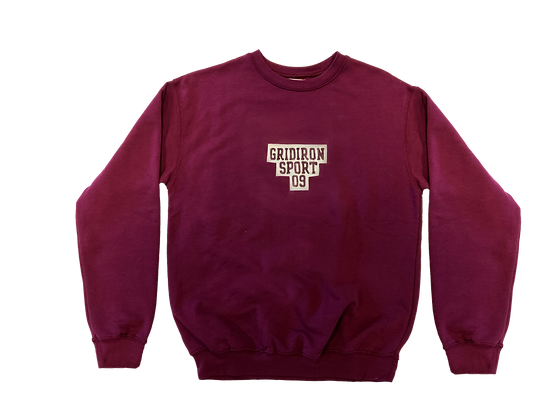 The Gridiron sweater - Size S