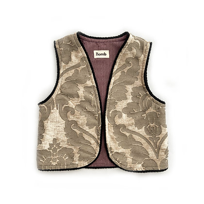 Bomb waistcoat - number 78 SIZE S/M