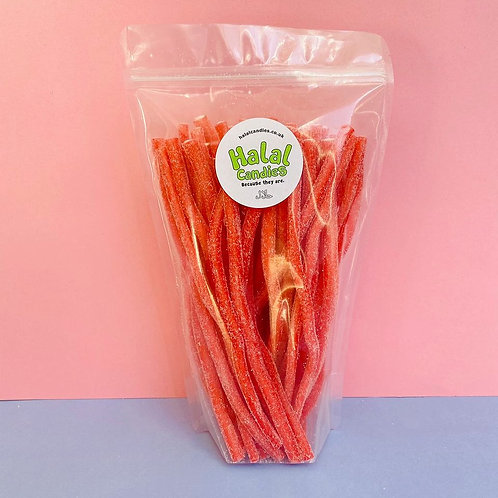 Fizzy Strawberry Pencils Pouch