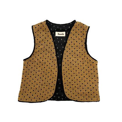 Bomb waistcoat - number 83 SIZE S/M