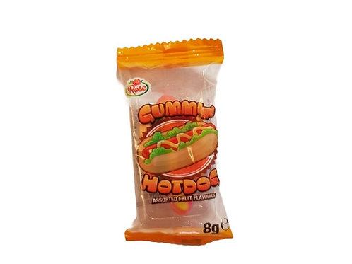 Gummy Hot Dog - [8g]