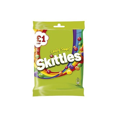 Skittles Crazy Sours - £1
