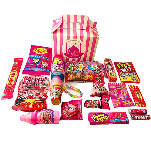 Little Princess Sweet and Toy Gift Box