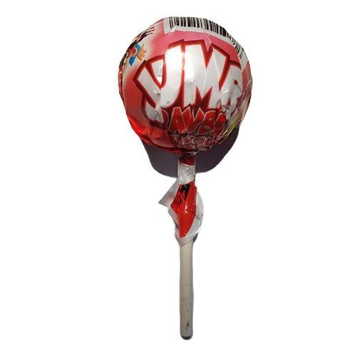 Strawberry Jumbo Jawbreaker Pop