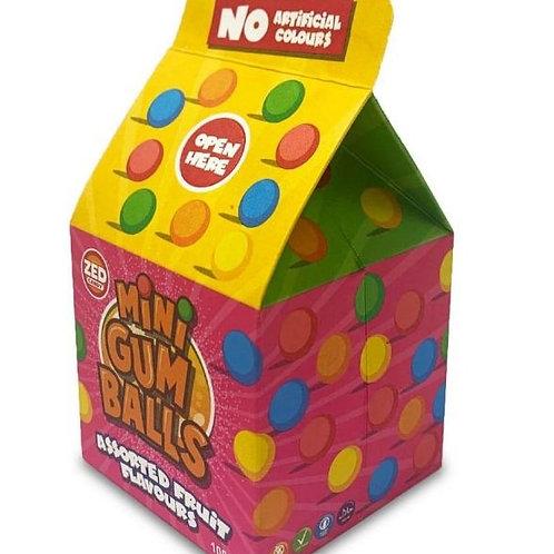 Mini Gum Balls Carton