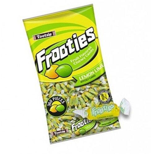 Tootsie Frooties Lemon Lime