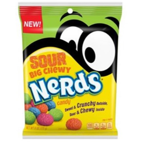 Nerds Sour Big Chewy Bag - [170g]