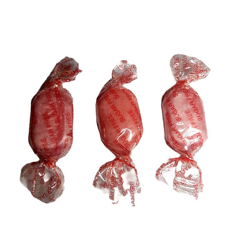 Sugar Free Sherbet Strawberries
