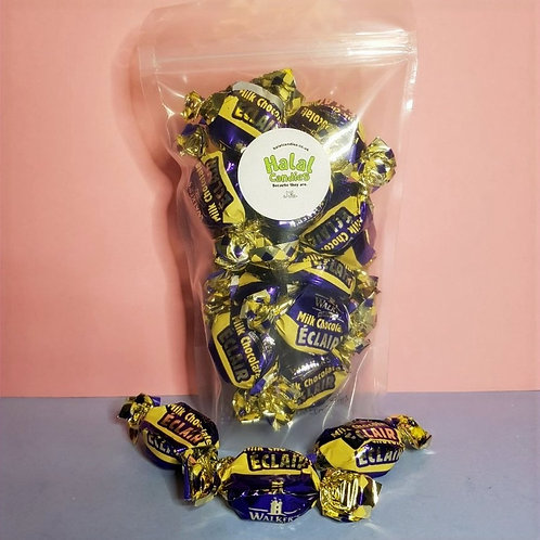 Milk Chocolate Eclairs Pouch