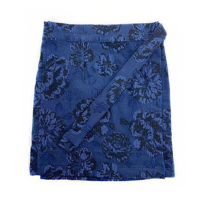 Bomb Wrap Skirt - number 8 SIZE XS/S