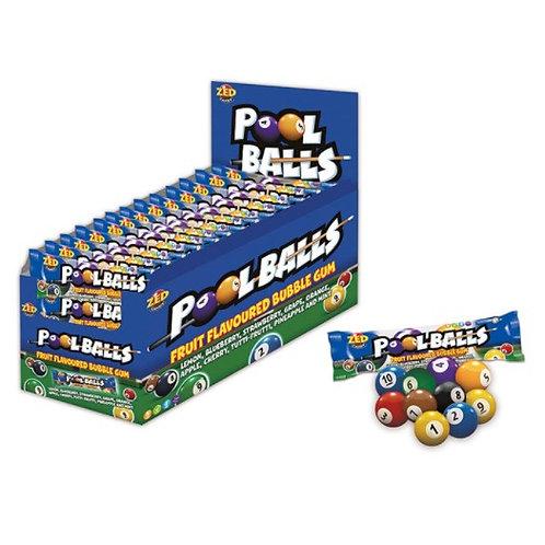 Pool Balls Bubblegum