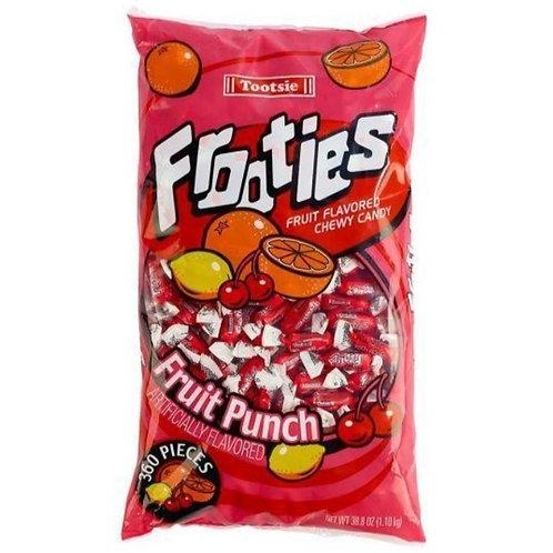 Tootsie Frooties Fruit Punch