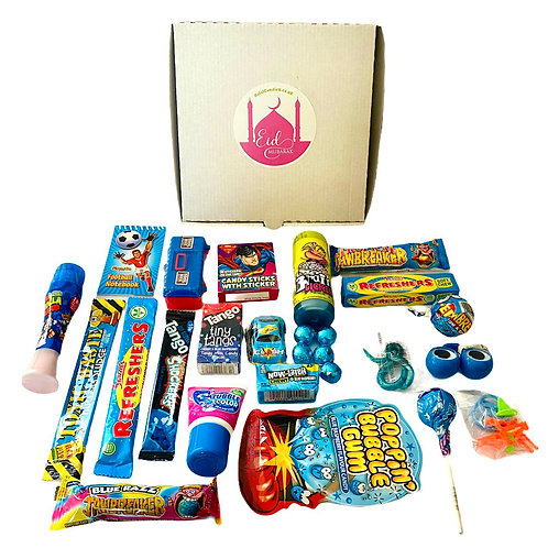 Boys' Sweet and Toy Hamper