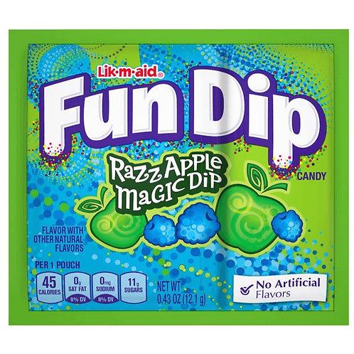 Fun Dip Razz Apple - [12.1g]