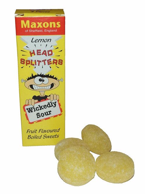 Lemon Head Splitters