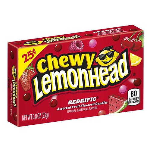 Chewy Lemonhead - Redrific - 23g