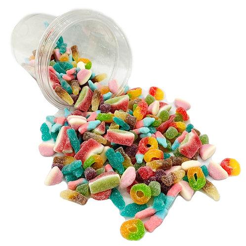 Fizzy Gummies Bucket